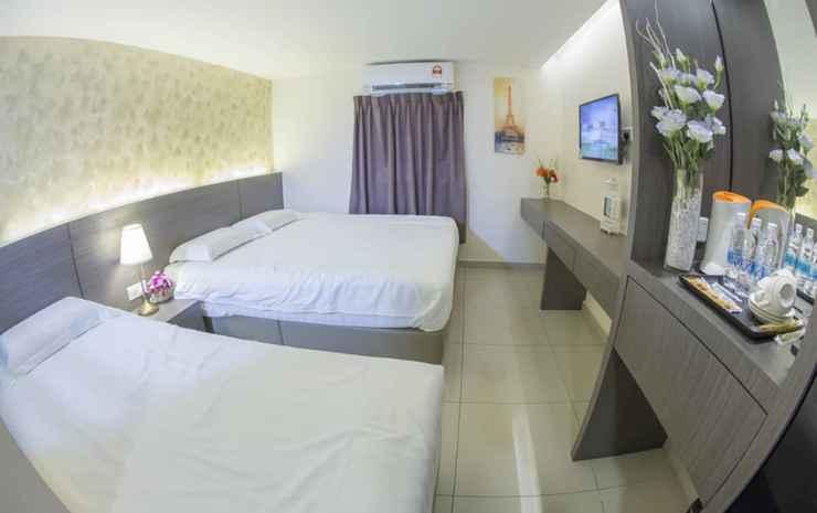 Hotel Sin Jo Johor - Superior Triple