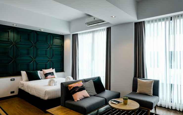 Darley Hotel Chiangmai Chiang Mai - Kamar Double Premier