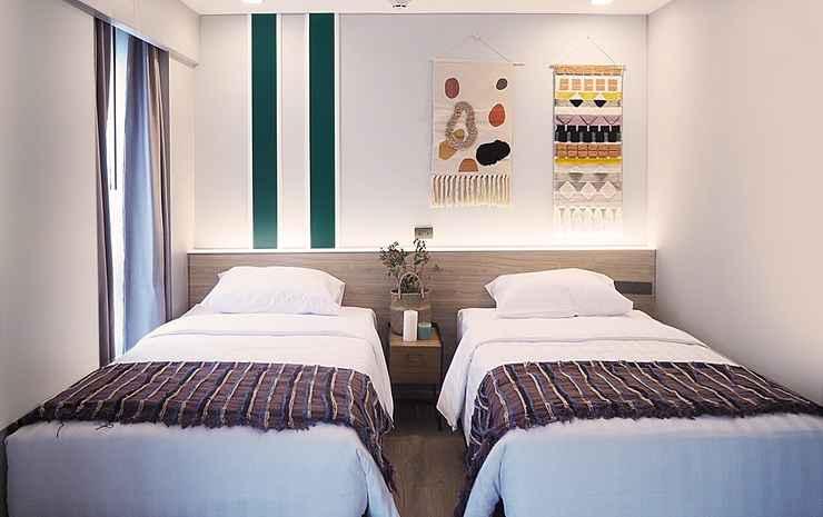 Darley Hotel Chiangmai Chiang Mai - Kamar Twin Premier