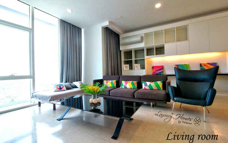 Luxury Homes @ Platinum Suites KLCC Kuala Lumpur - One Bedroom Apartment
