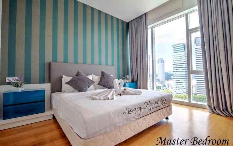 Luxury Homes @ Platinum Suites KLCC Kuala Lumpur - Deluxe Two Bedroom Apartment