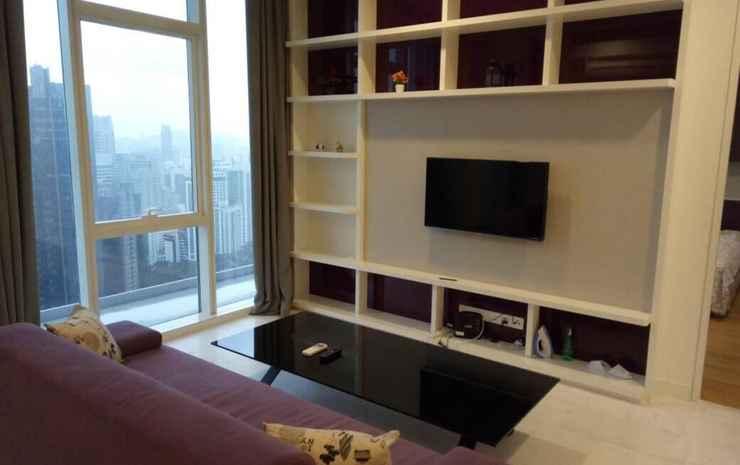 Platinum Skypool Suites KLCC Kuala Lumpur - Deluxe  2-bedroom