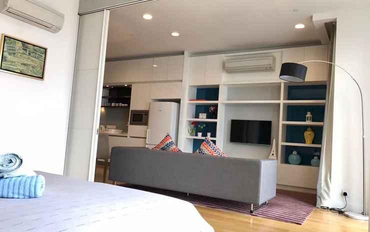 Platinum Skypool Suites KLCC Kuala Lumpur - Deluxe 1-Bedroom