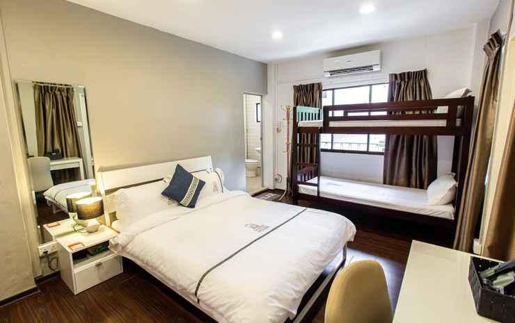 K2 Guesthouse Singapore - Family Ensuite