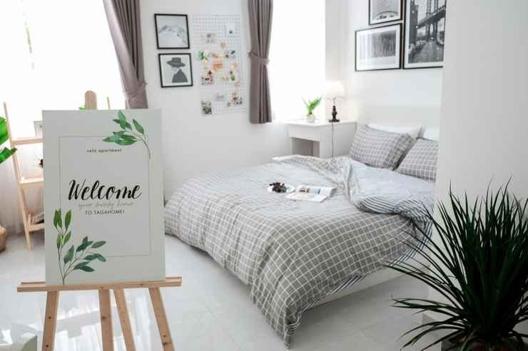 BEDROOM Vela Apartments - Taga Home