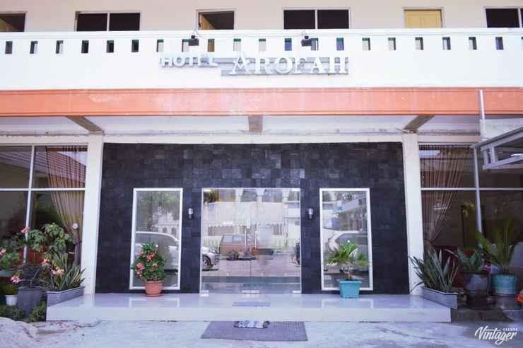 EXTERIOR_BUILDING Arofah Hotel