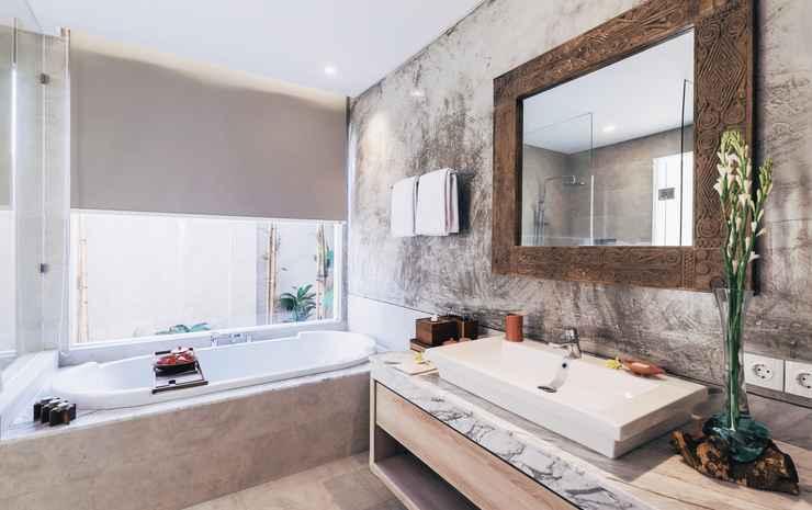 Daun Lebar Villas Bali - Three Bedroom Pool Villa ( Room Only )