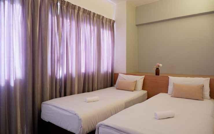 Indah Garden Hotel Kuala Lumpur - Standard Twin Room