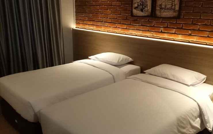 SAME Boutique Kendari  Kendari - Deluxe Twin Bed Room Only