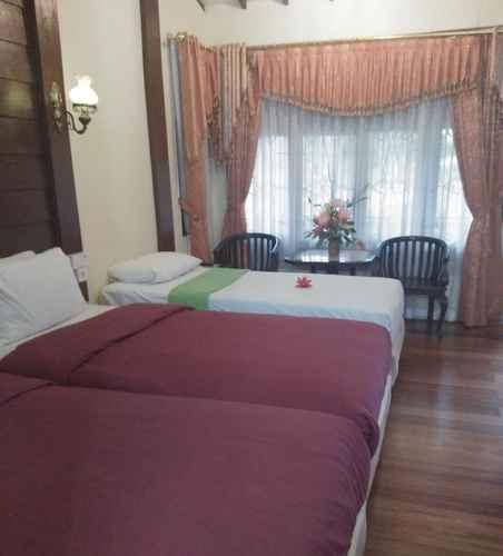 BEDROOM Green Valley Resort Bandungan