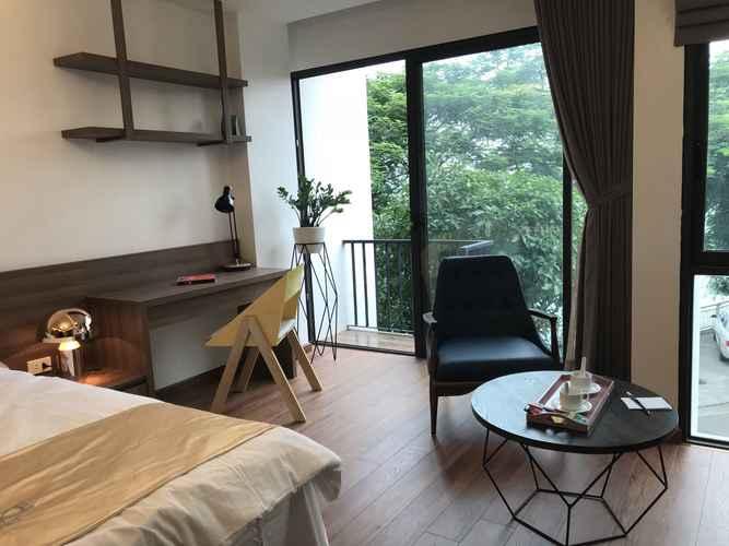 BEDROOM 3M Westlake Apartments Hanoi