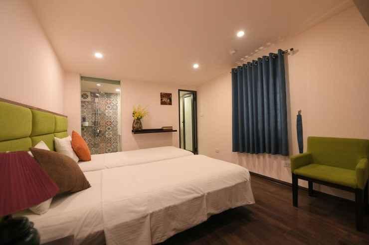 BEDROOM Khách sạn Hanoi Unique