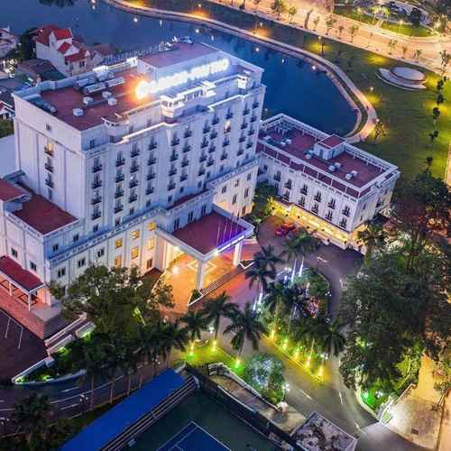 EXTERIOR_BUILDING Sai Gon Phu Tho Hotel