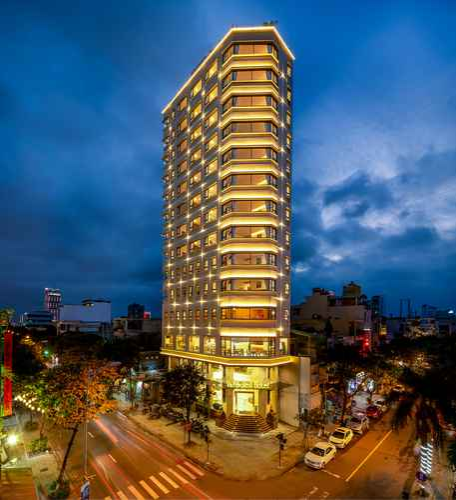 EXTERIOR_BUILDING Val Soleil Hotel