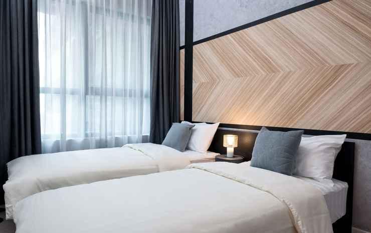 Arte Plus by Afflexia Serviced Suites KLCC Kuala Lumpur - Premier Suite Two-Bedroom (Free Cancellation)