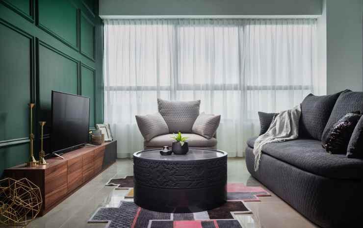 Arte Plus by Afflexia Serviced Suites KLCC Kuala Lumpur - Master Suite Three-Bedroom (Free Cancellation)
