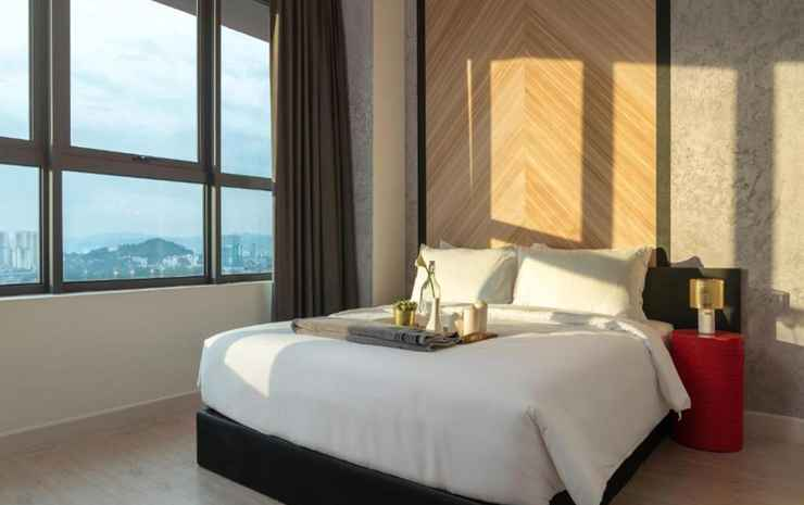 Arte Plus by Afflexia Serviced Suites KLCC Kuala Lumpur - Private Room in Shared Apartment with Shared Bathroom