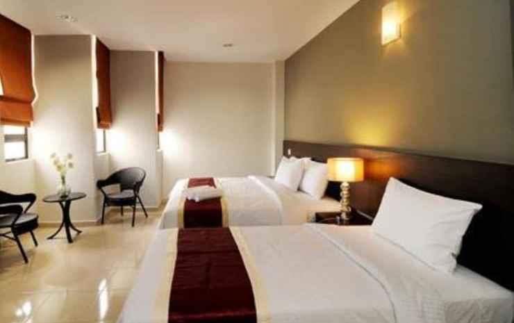 Inn Home Hotel Muar  Johor - Kamar Triple Deluks