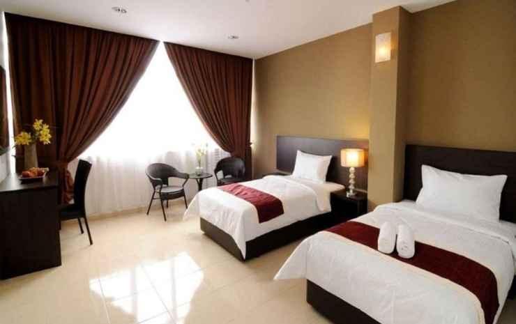 Inn Home Hotel Muar  Johor - Deluxe Superior 2 Single  Bed