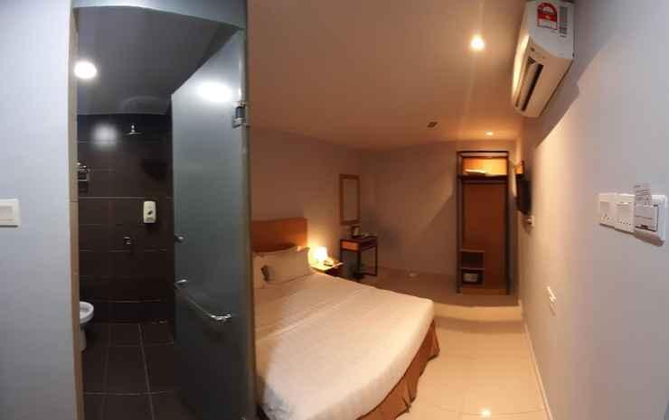 Hotel Al Amin Kuala Lumpur - Normal Double/Twin room (No window)