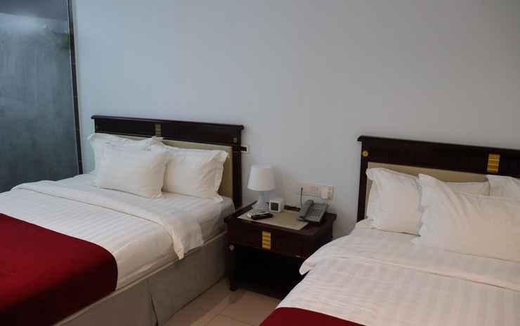 Hotel Al Amin Kuala Lumpur - Deluxe Family Room (No Window)