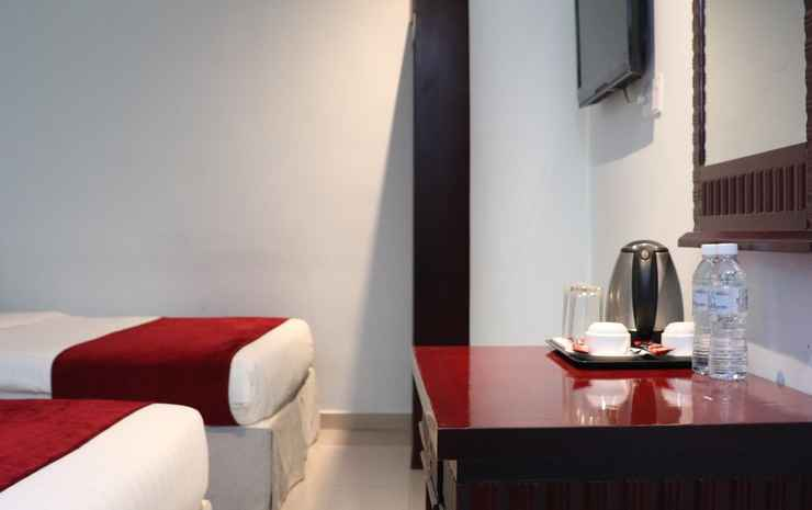 Hotel Al Amin Kuala Lumpur - Superior Triple Room (No Window)