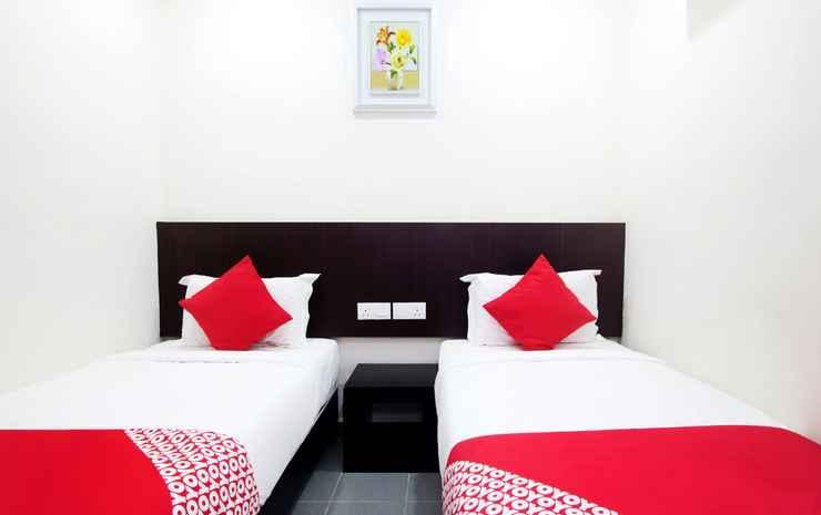 Marvelton Hotel Penang - Standard Twin