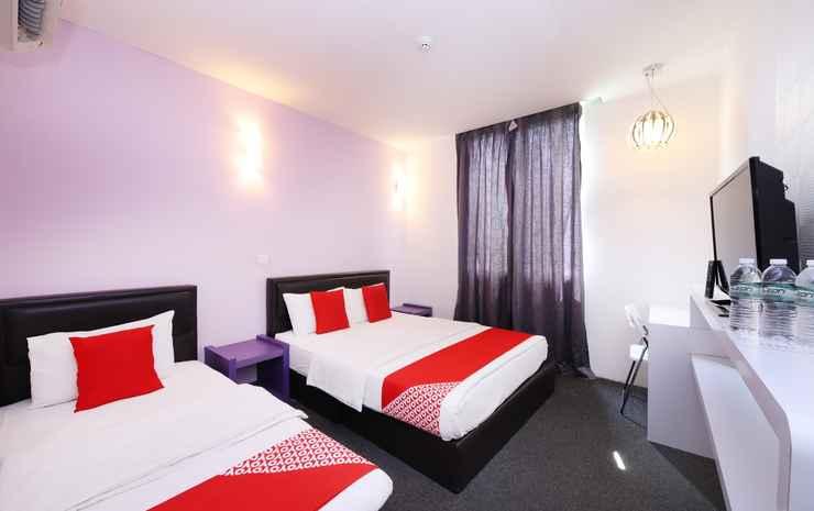 Marvelton Hotel Penang - Suite Triple