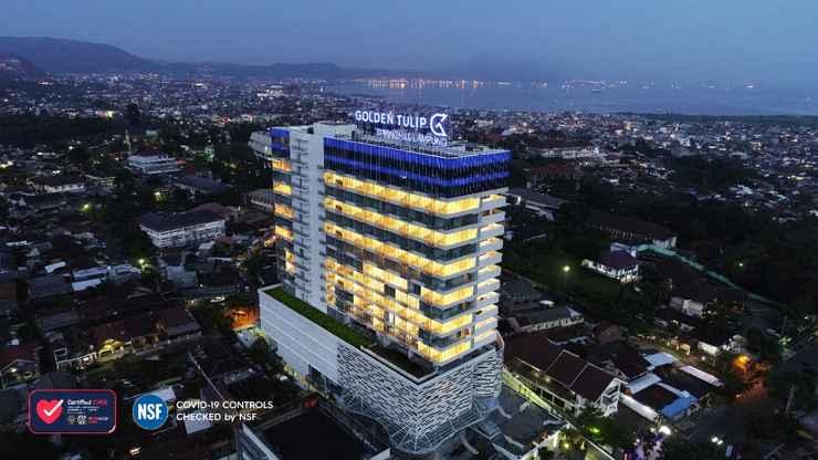 EXTERIOR_BUILDING Golden Tulip Springhill Lampung