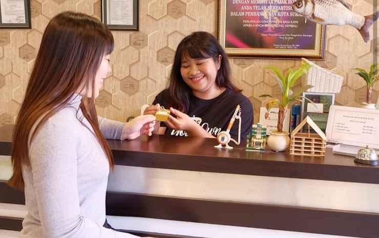 Sparkling Backpacker Hotel Surabaya -
