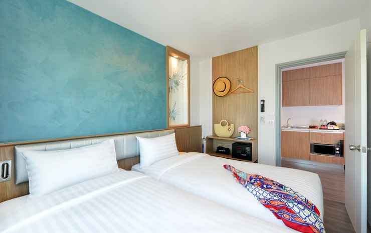Centre Point Prime Hotel Pattaya Chonburi - Deluxe Twin Room Only