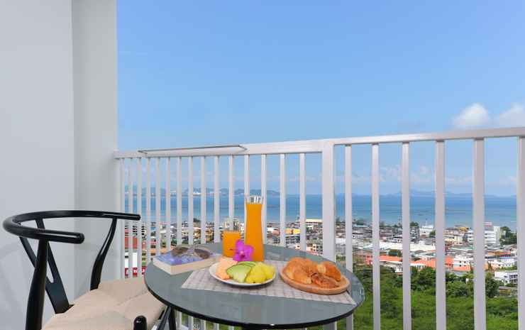 Centre Point Prime Hotel Pattaya Chonburi - Family Connecting 4 PAX Room Only (Family Connecting Room)