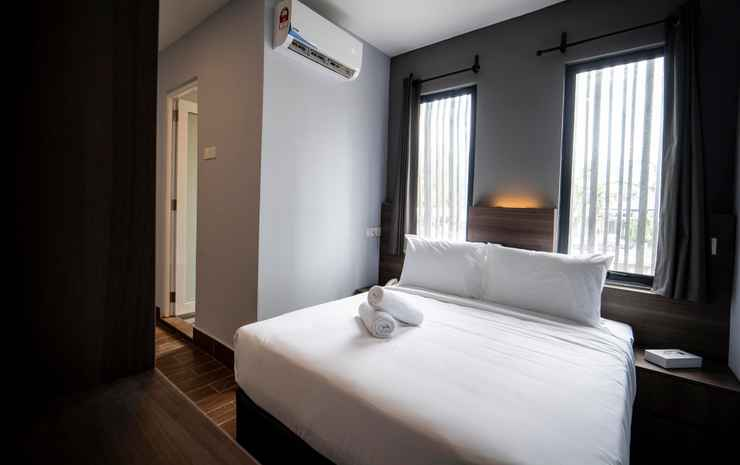 Asia Like Boutique Hotel  Kuala Lumpur - Deluxe Queen