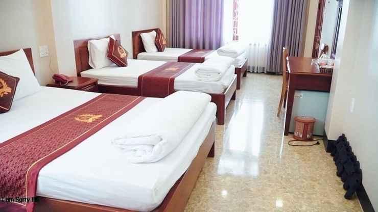 BEDROOM Victor Hotel