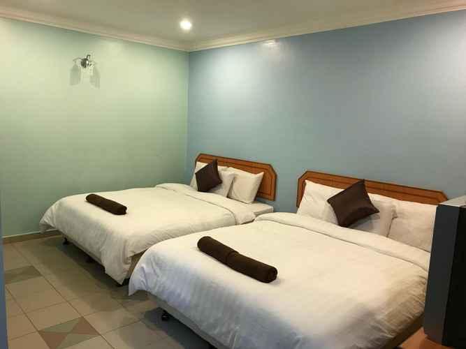 BEDROOM Hotel Seri Kangsar KK Hotel