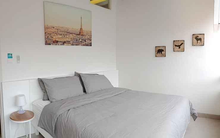 Relaxing 2 Bedroom at Apartemen Skandinavia 2 BR Tangerang - Deluxe 2BR  FREE 2 Extra Bed