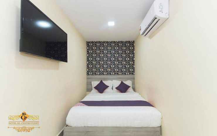 Hotel KL Centre Point Kuala Lumpur - Standard Double Room