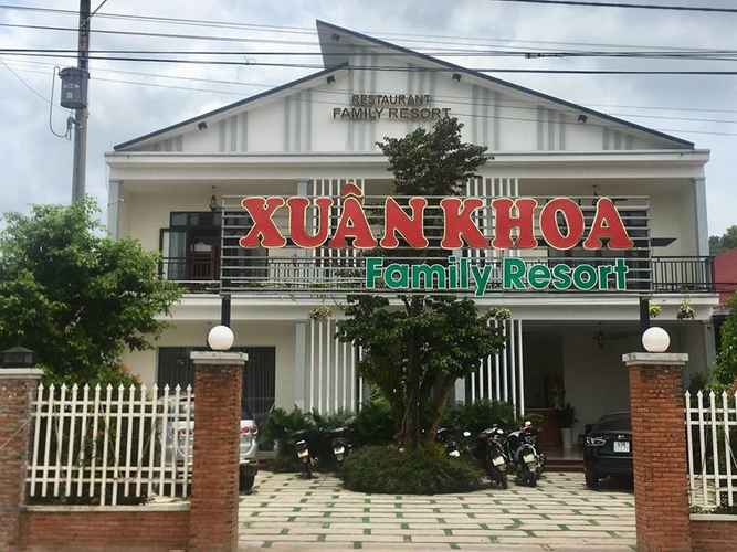 EXTERIOR_BUILDING Xuân Khoa Family Resort