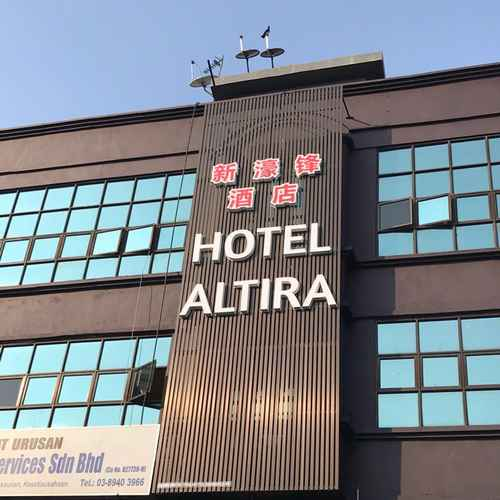 EXTERIOR_BUILDING Altira Hotel