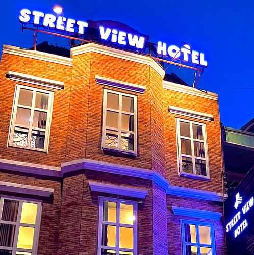 LOBBY Street View Hotel & Apartment