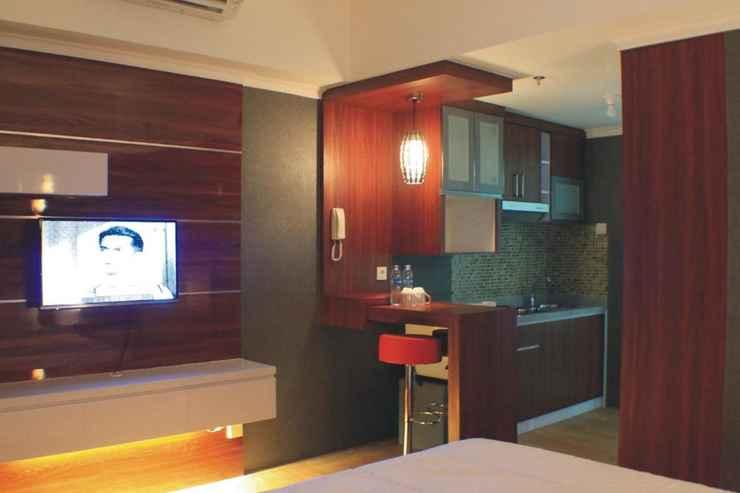 BEDROOM Apartment Altiz Bintaro By Pays Room