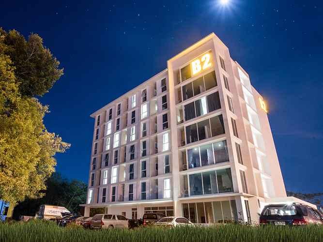 EXTERIOR_BUILDING โรงแรมบีทู แพร่ บูติค แอนด์ บัดเจท