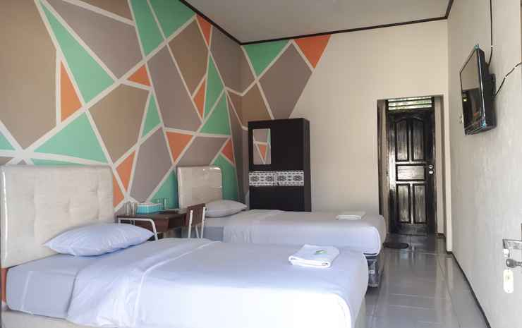 Aimas Inn Sorong - Superior Twin Room