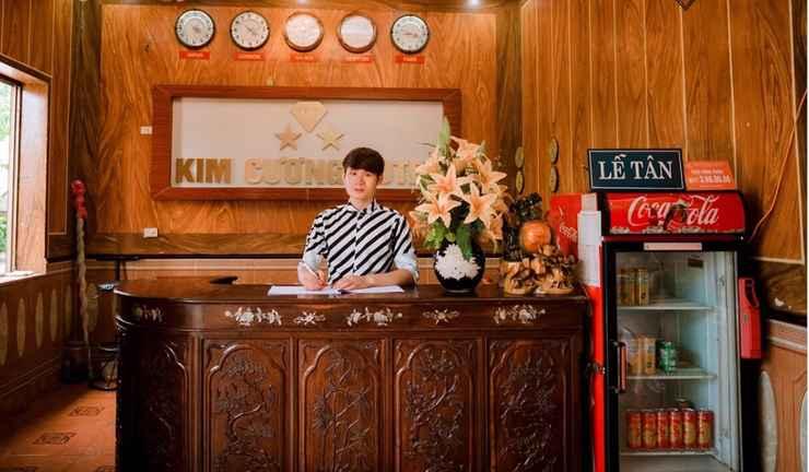 LOBBY Khách sạn Kim Cương 2