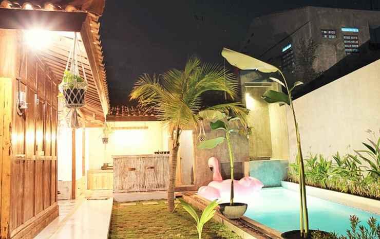 SWIMMING_POOL Full House 2 Bedrooms at Gubug Bengong