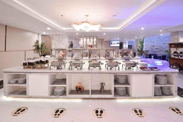 RESTAURANT Grand Senyum Hotel, Tugu