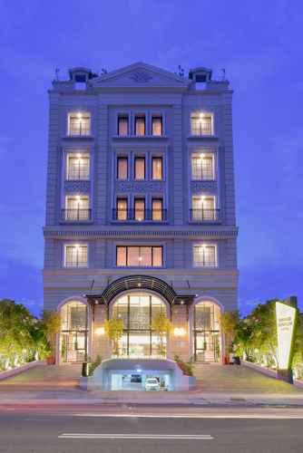 EXTERIOR_BUILDING Grand Senyum Hotel, Tugu