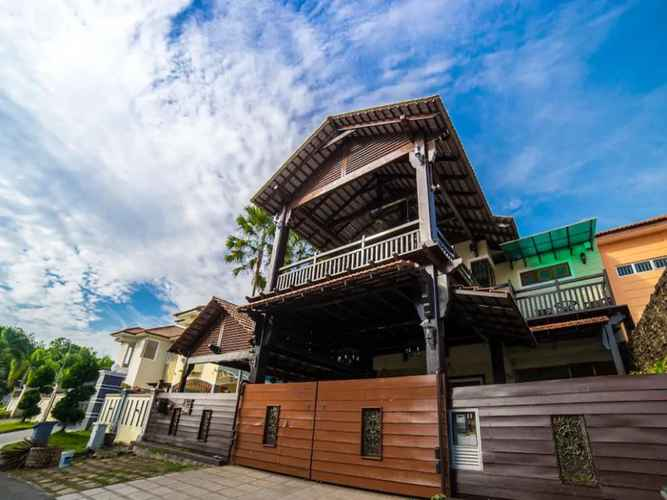 EXTERIOR_BUILDING Bahau Woodz Villa