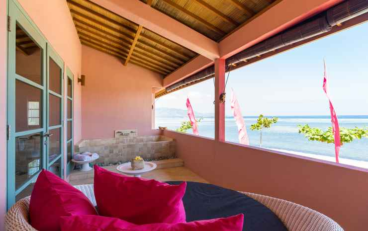 PinkCoco Gili Air Lombok - Suite del Mar - Adults Only
