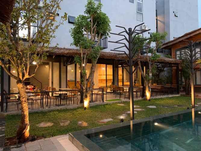 EXTERIOR_BUILDING Tropical Forest Hostel & Apartments